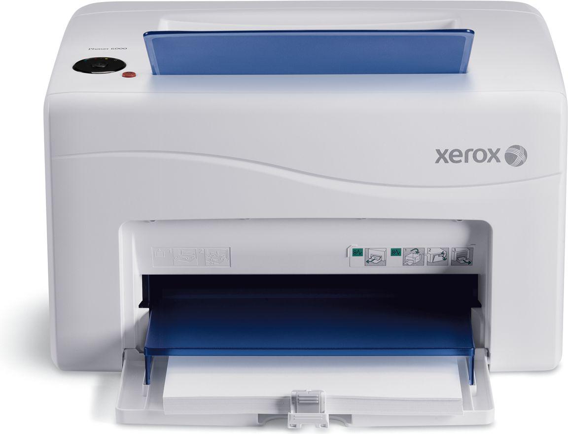Xerox phaser 6000b linux
