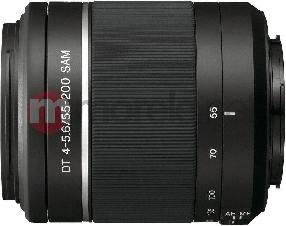 Obiektyw Sony DT 55-200 mm f/4-5.6 SAM (SAL55200-2.AE)