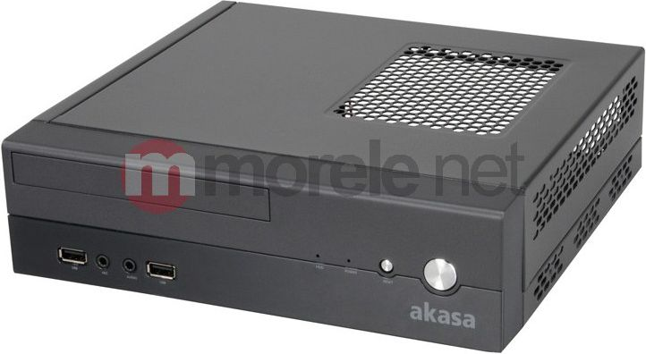 Obudowa Akasa AK-ITX02BK08-EU