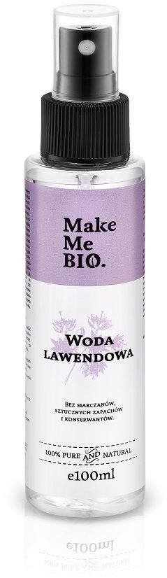 Woda lawendowa Make Me Bio