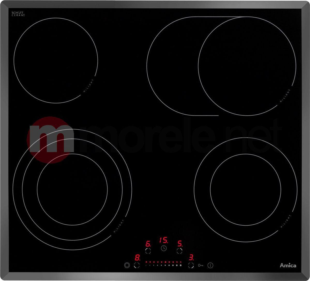 Amica PH6121FTS w Morele net -> Kuchnia Gazowa Amica Z Plytą Ceramiczną