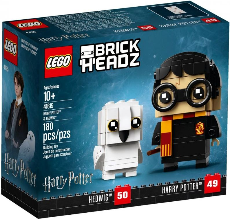 Brick Headz Harry Potter