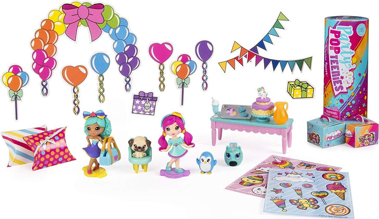 Party Pop Girls Imprezowy Zestaw