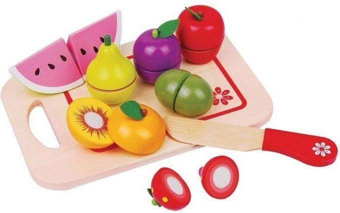 Owoce do nauki krojenia