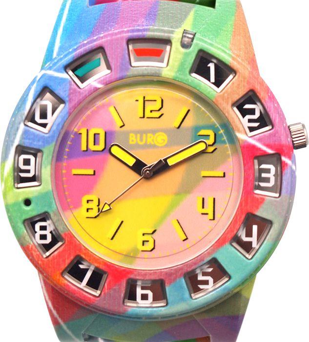 Telefon komórkowy Burg zegarek z telefonem, model San Francisco, kolorowy (0984)