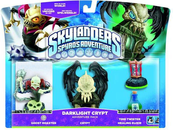 Adventure Pack: Darklight Crypt