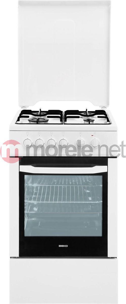 CSS 52020 DW w Morele net -> Kuchnia Gazowo Elektryczna Beko Opinie