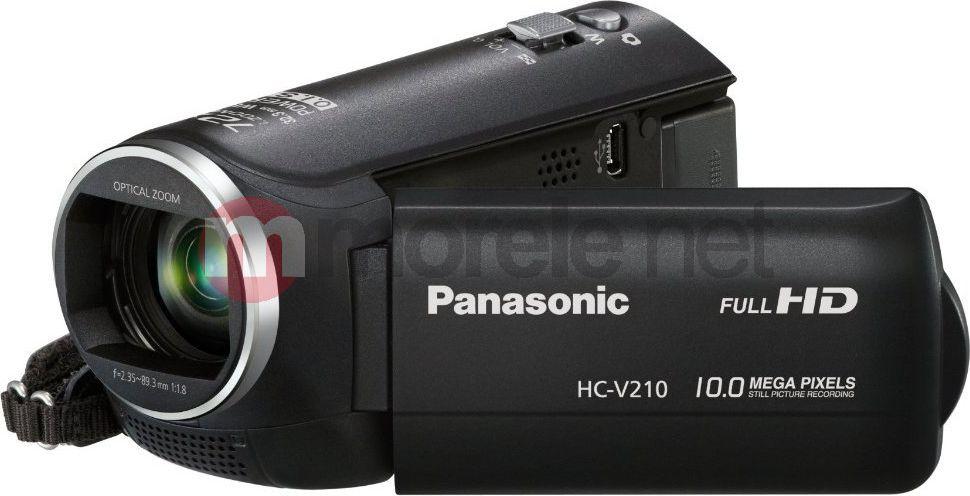 Kamera cyfrowa Panasonic HC-V210EP-K