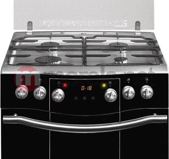 608GE 3 33 ZPTSNQ (XL) w Morele net -> Kuchnia Gazowo Elektryczna Amica Budowa