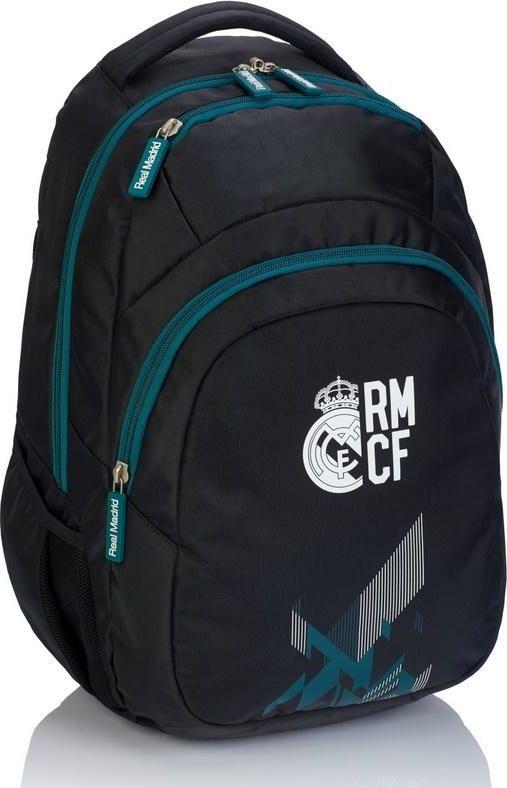 Astra Plecak szkolny Real Madrid 5 czarny (RM0189)