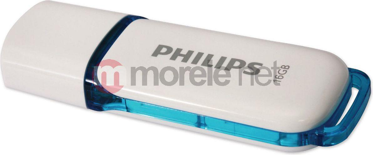 Pendrive Philips Snow Edition 2.0 16GB (FM16FD70B/10)