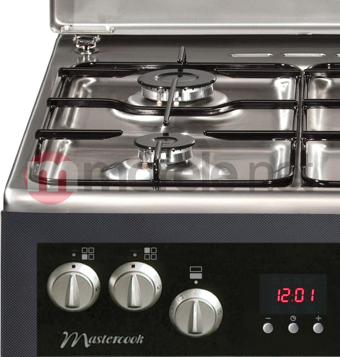 KGE 3442 SX FUT w Morele net -> Kuchnia Gazowo Elektryczna Mastercook