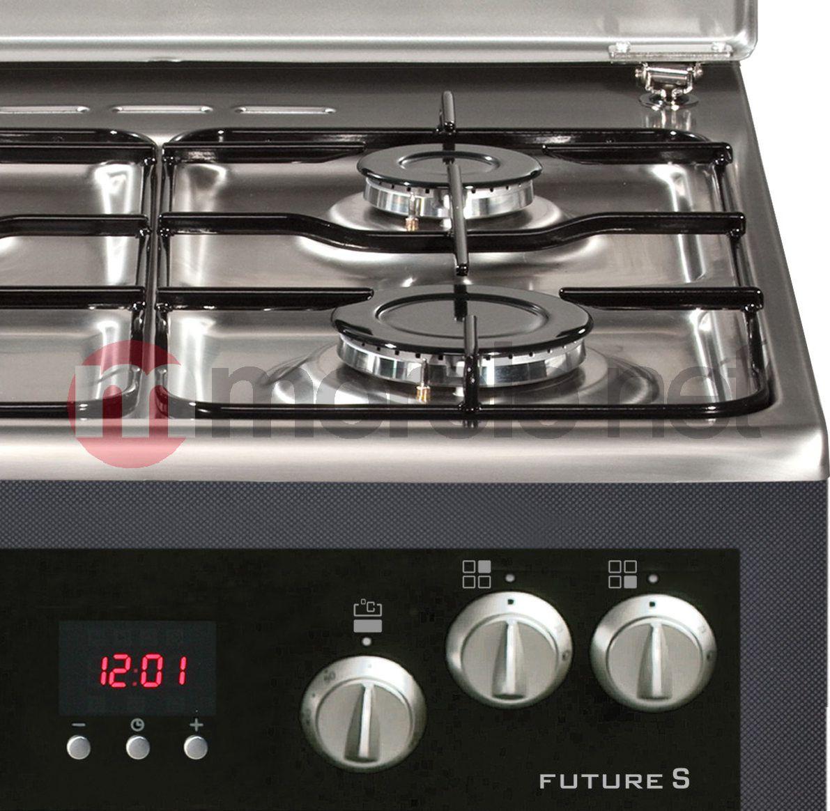 KGE 3442 SX FUT w Morele ne -> Kuchnia Gazowo Elektryczna Mastercook