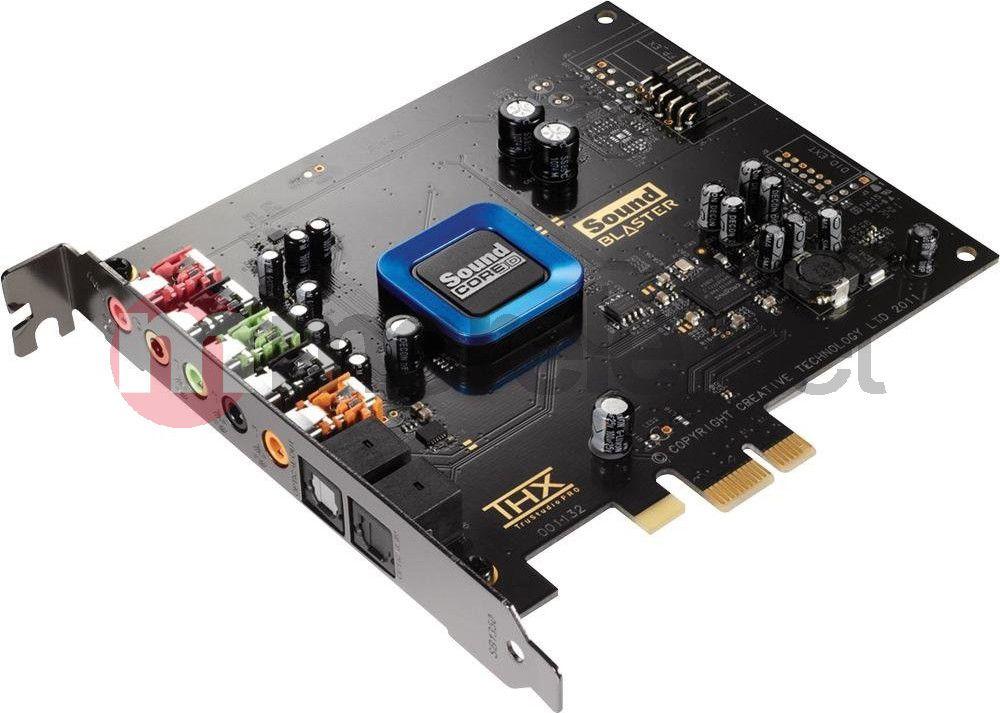 Karta dźwiękowa Creative Sound Blaster Recon3D PCIe (70SB135A00002) Darmowy odbiór w 19 miastach! - ŁowcyCen.pl