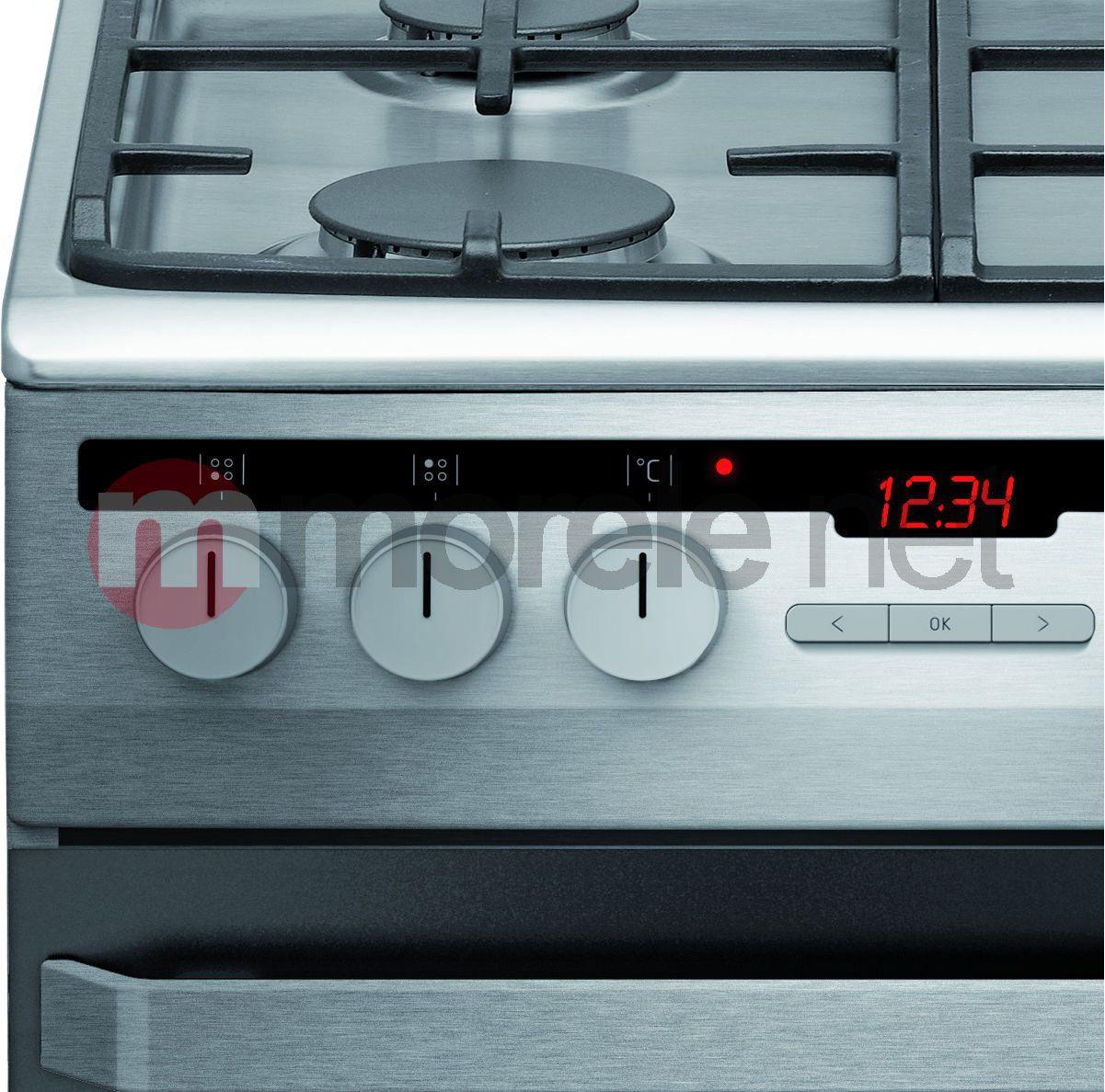 58GE3 43HZpTaDNAQ(Xx) w Morele net -> Kuchnia Gazowo Elektryczna Amica Budowa