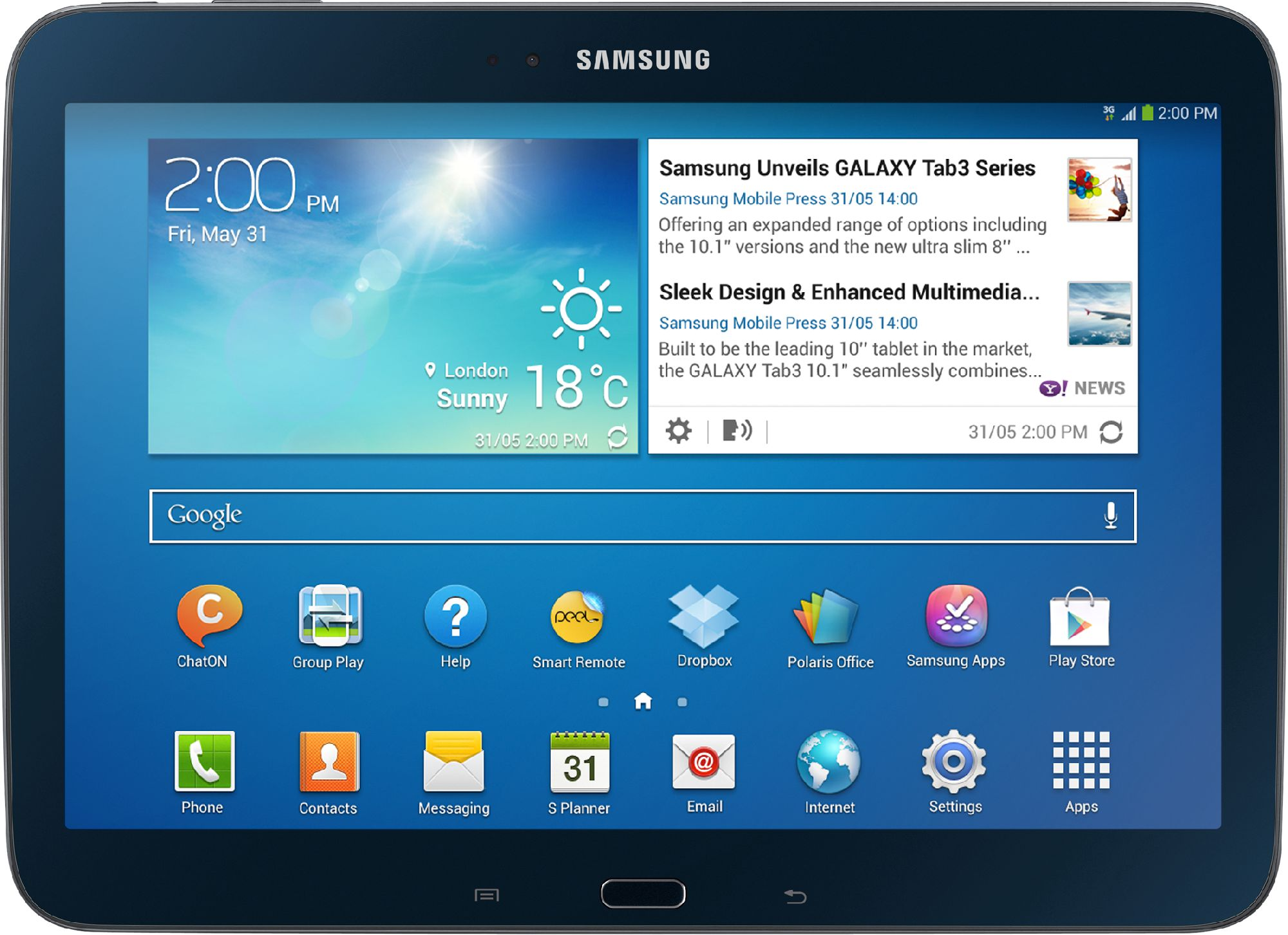 Samsung GT-P5200 Obrazek