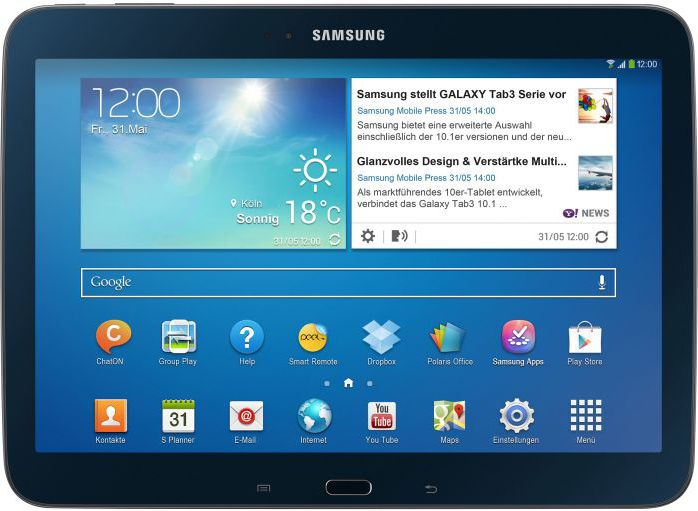 Samsung GT-P5210 Image