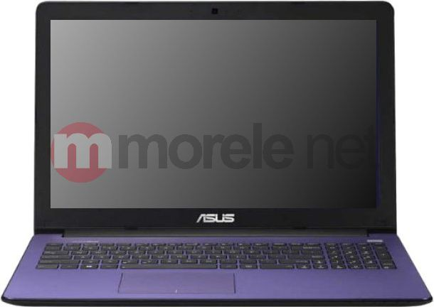 Laptop Asus X502CA (X502CA-RB01V) Fioletowy