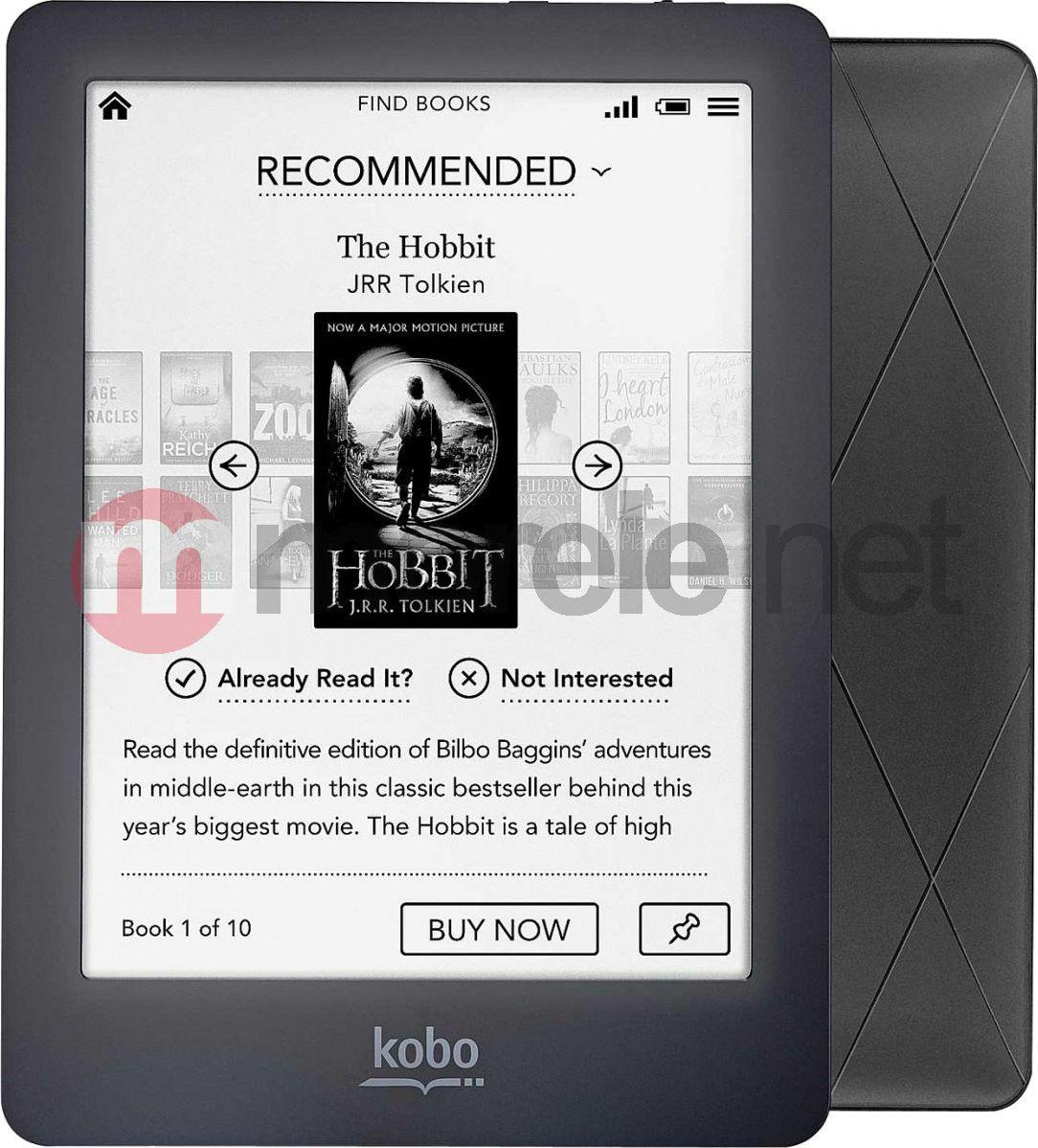 ebook z podswietleniem