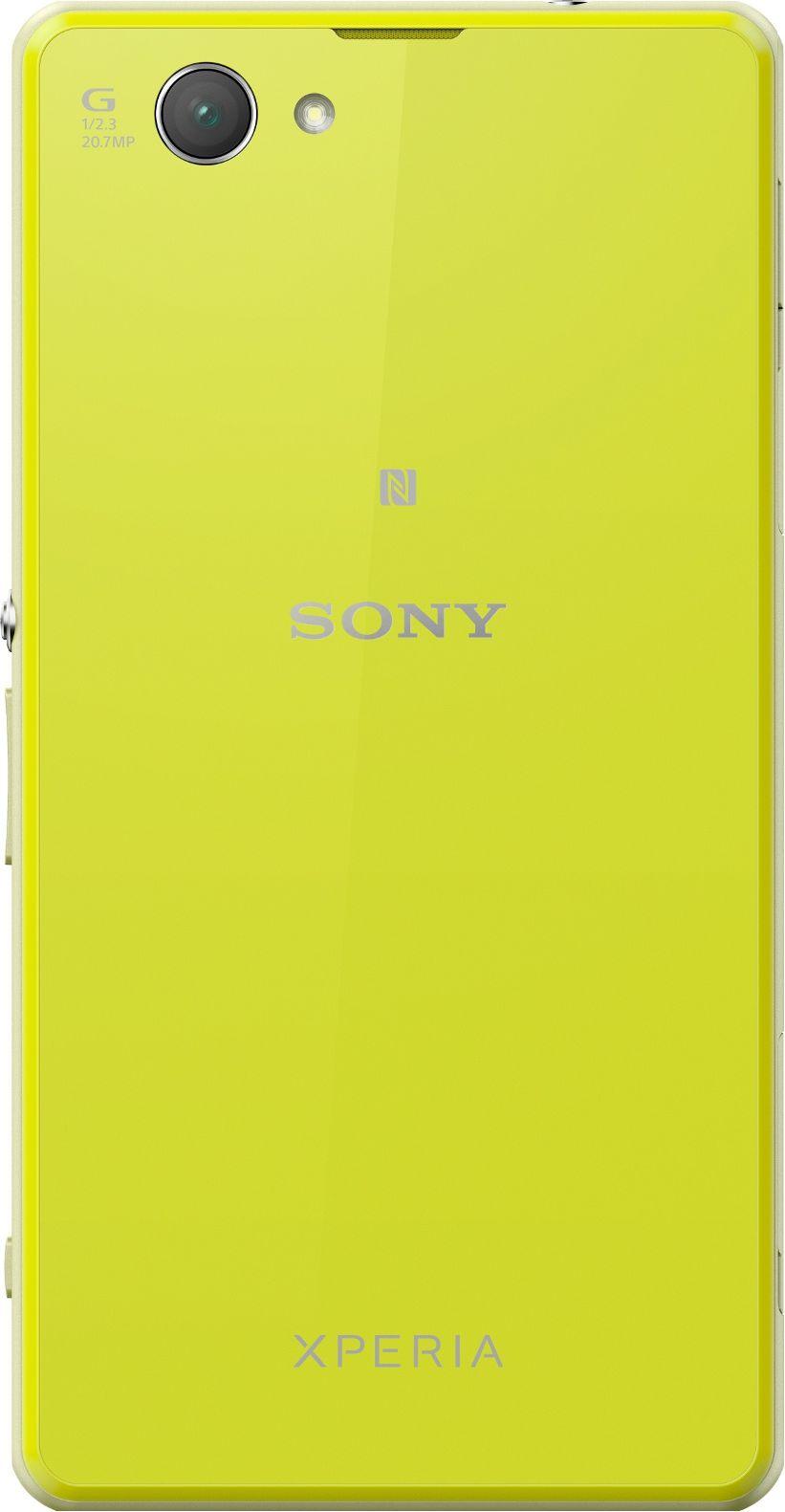Smartfon Sony Xperia Z1 Compact LimeXperia Z1 Compact Lime