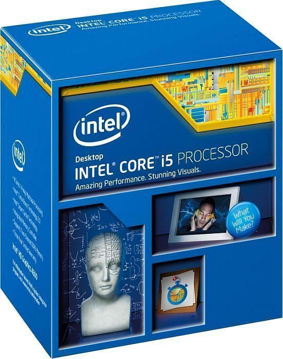 Procesor Intel CORE i5-4460, 3.2GHz, 6MB, BOX (BX80646I54460)