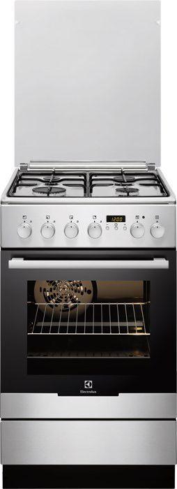 EKK54551OX Inox w Morele net -> Kuchnia Gazowo Elektryczna Elektrolux