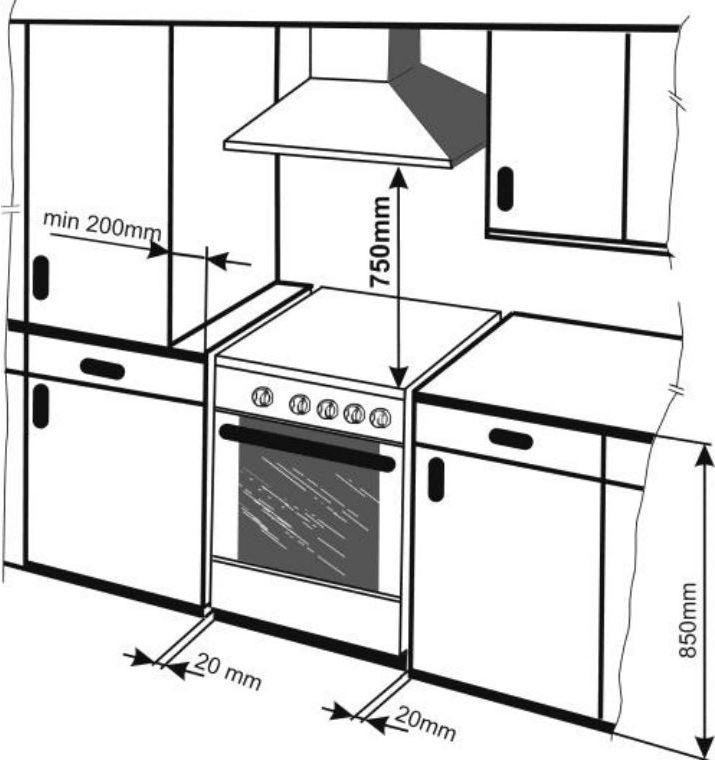 gorenje gi52120ax w. Black Bedroom Furniture Sets. Home Design Ideas
