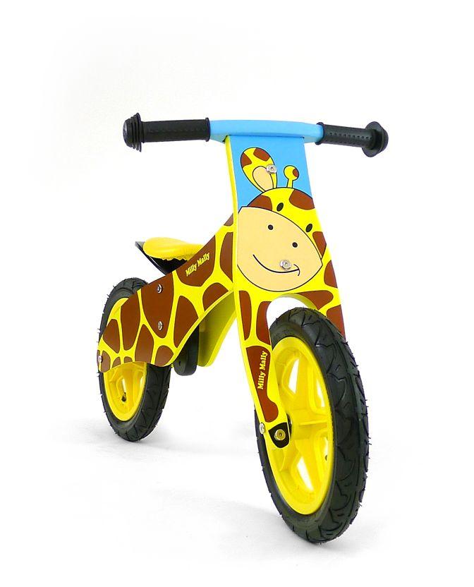 Rower biegowy Duplo Żyrafa