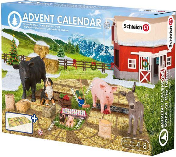 Kalendarz adwentowy Farma