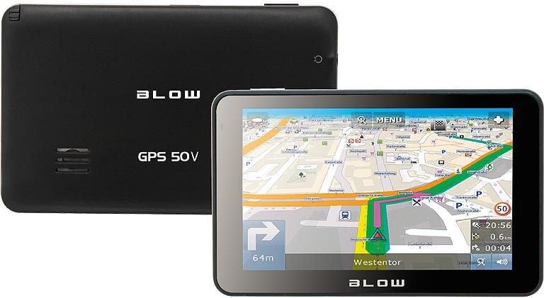 Blow Nawigacja GPS50V Europa - ŁowcyCen.pl