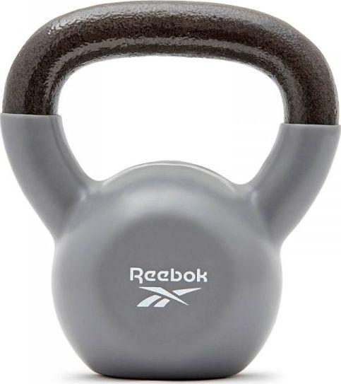 Kettlebell Reebok RAWT-17006 gumowany 6 kg