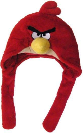 Angry Birds Czapka czerwona