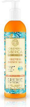 Natura Siberica Oblepikha Professional Żel pod prysznic odżywczo - nawilżający 400ml