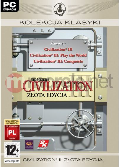Download Civilization 3 Complete Edition torrent or any other torrent. . G
