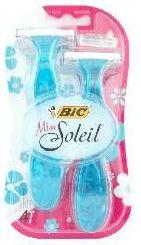Bic Maszynka do golenia Miss Soleil Blue Blister 4