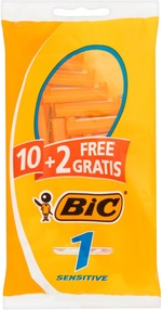 Bic PRO Maszynka do golenia BIC 1 Sensitive 10+2