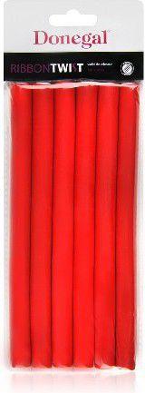 Donegal WAŁKI DO WŁOSÓW Ribbon Twist 1.3/18cm (5004) 1 op.-6szt