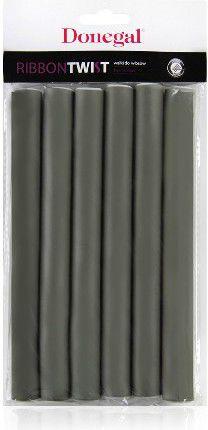 Donegal WAŁKI DO WŁOSÓW Ribbon Twist 1.8/18cm (5005) 1 op.-6szt