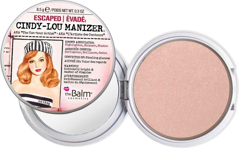 Rozświetlacz The Balm Mary-Lou Manizer