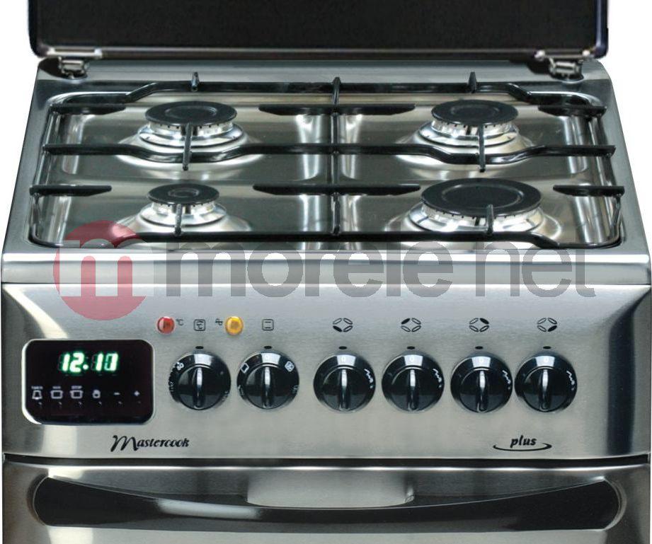 Kuchnia gazowo elektryczna Mastercook KGE 3416 X PLUS в   -> Kuchnia Elektryczna Mastercook