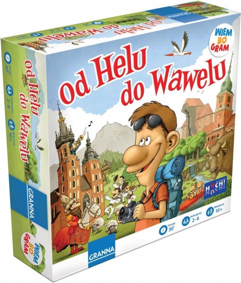 Od Helu do Wawelu