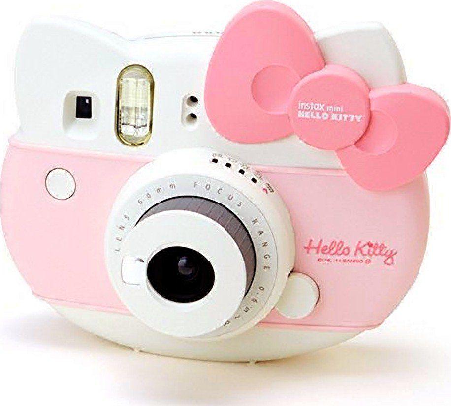Aparat cyfrowy Fujifilm Instax Mini Hello Kitty (FUJI INSTAX MINI HK +10) 1