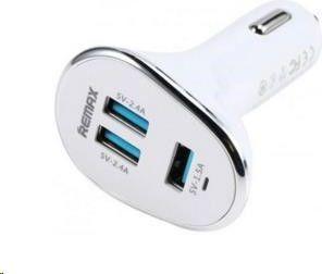 Ładowarka Remax 3x USB 6.3A Biała (AA-1093) 1