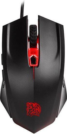 Mysz Ttesports Talon X Gaming Gear Combo (MO-CPC-WDOOBK-01) + Podkładka Dasher Mini 1