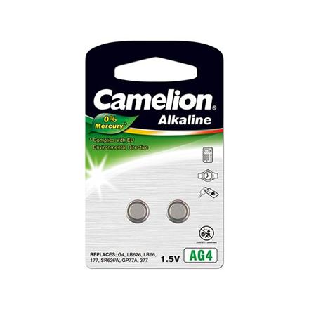 Camelion Bateria LR66 2szt. 1