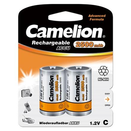 Camelion Akumulator C / R14 2500mAh 2szt. 1