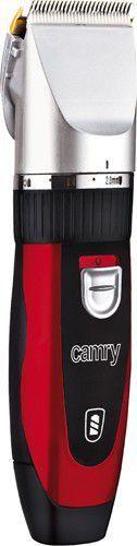 Camry CR 2821 Maszynka do strzyżenia włosów dla zwierząt, Tytanowa głowica z ceramicznym ostrzem, 4 nasadki: 3, 6, 9, 12 mm 1