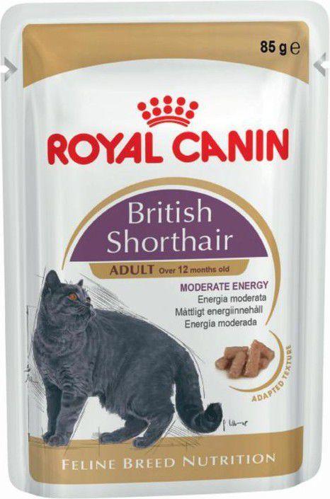 Royal Canin British Shorthair 12x85g 1