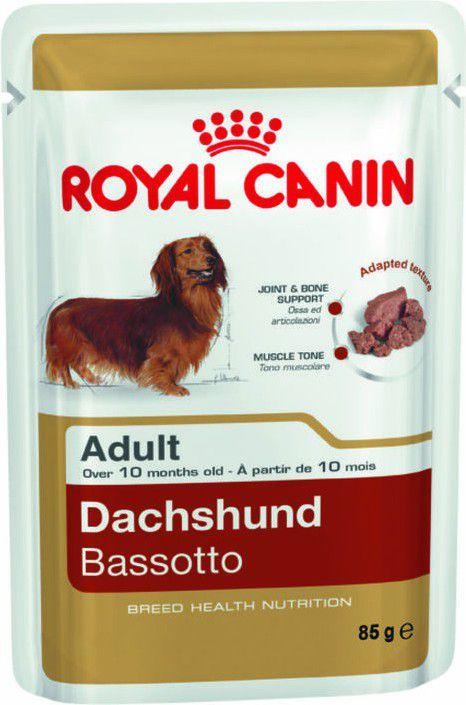 Royal Canin Jamnik Adult 85g 1