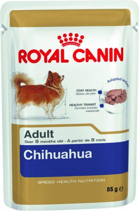 Royal Canin Chihuahua Adult 85g 1